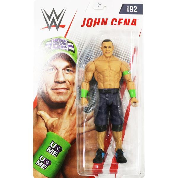 WWE Mattel Basic92 John Cena(ジョン・シナ)|bdrop