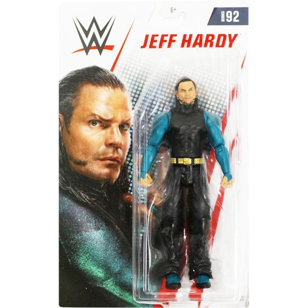 WWE Mattel Basic92 Jeff Hardy(ジェフ・ハーディ)|bdrop
