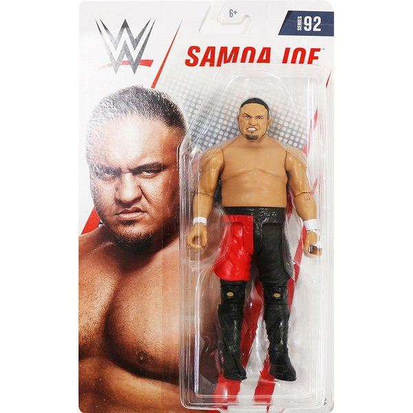 WWE Mattel Basic92 Samoa Joe(サモア・ジョー)|bdrop