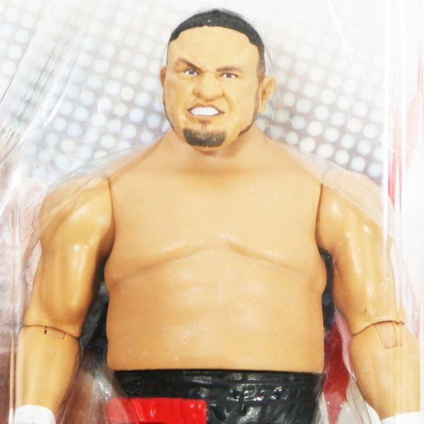 WWE Mattel Basic92 Samoa Joe(サモア・ジョー)|bdrop|02