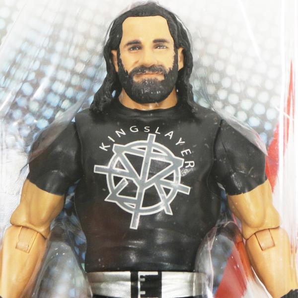 WWE Mattel Basic92 Seth Rollins(セス・ローリンズ)|bdrop|02