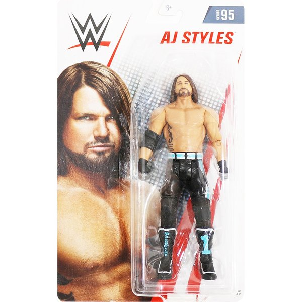 WWE Mattel Basic95 AJ Styles(AJスタイルズ)|bdrop