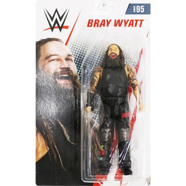 WWE Mattel Basic95 Bray Wyatt(ブレイ・ワイアット) bdrop