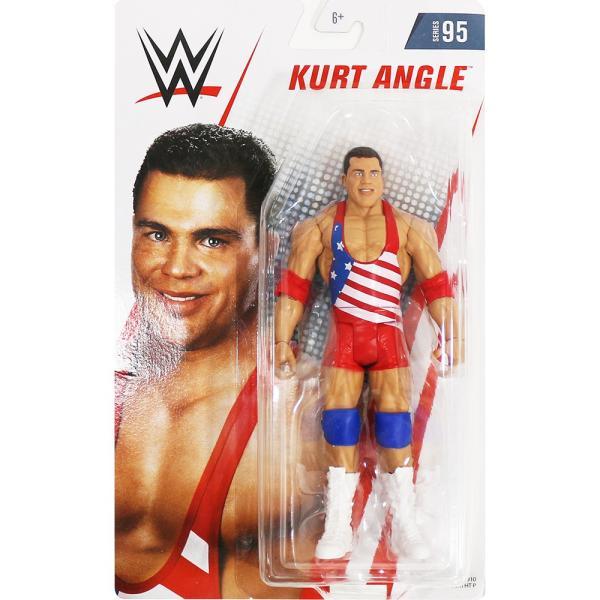 WWE Mattel Basic95 Kurt Angle(カート・アングル)|bdrop