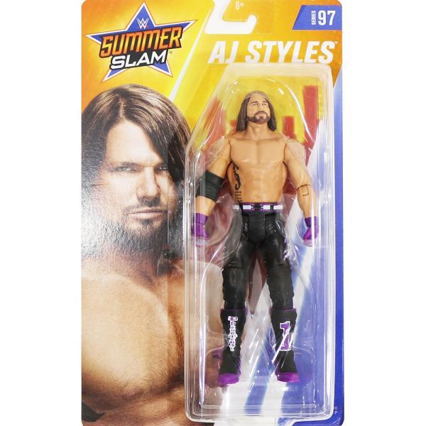 WWE Mattel Basic97 AJ Styles(AJスタイルズ) bdrop