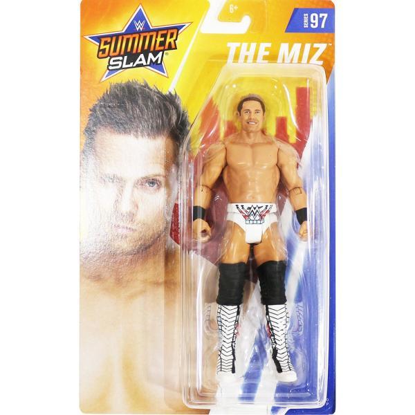 WWE Mattel Basic97 The Miz(ミズ) bdrop
