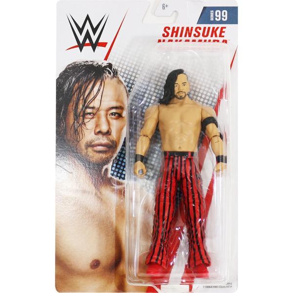 WWE Mattel Basic99 Shinsuke Nakamura(中邑真輔)|bdrop