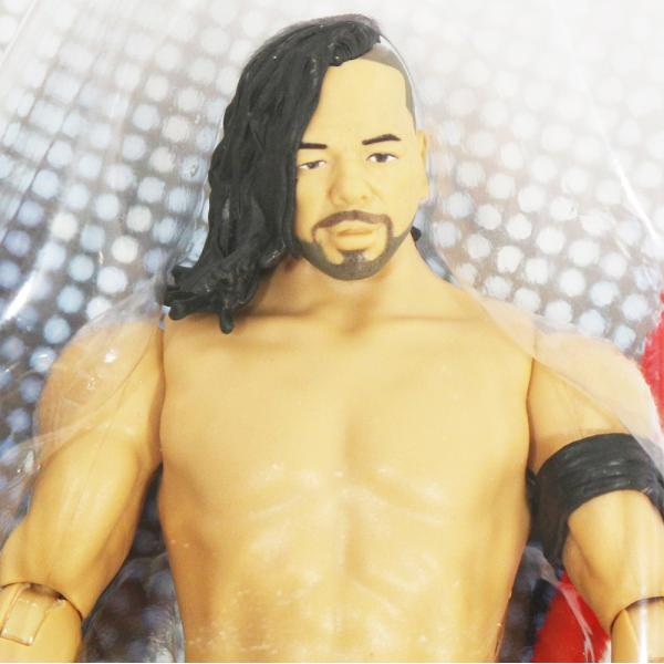 WWE Mattel Basic99 Shinsuke Nakamura(中邑真輔)|bdrop|02