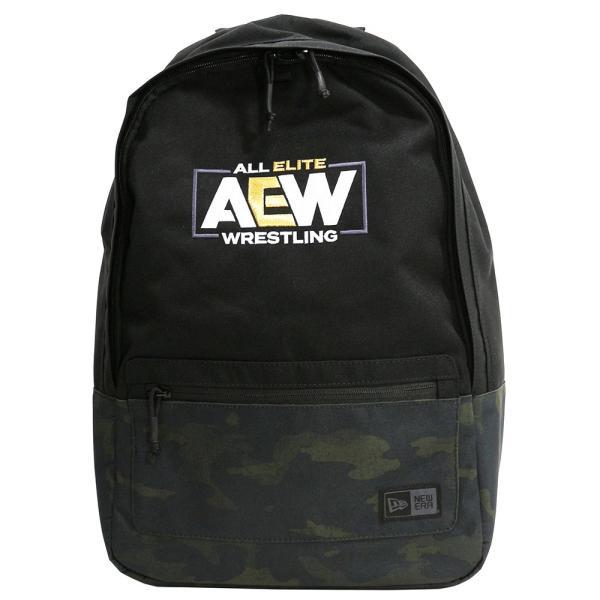 お1人様1つまで:AEW New Era Camo バックパック|bdrop
