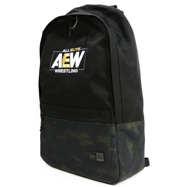 お1人様1つまで:AEW New Era Camo バックパック|bdrop|02