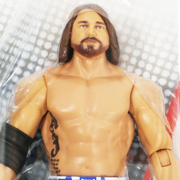 WWE AJ Styles(AJスタイルズ) Top Talent 2018|bdrop|02