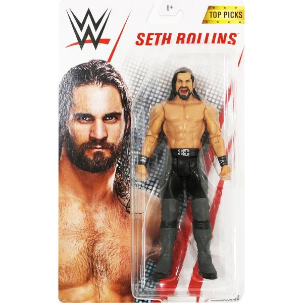 WWE Seth Rollins(セス・ローリンズ) Top Talent 2018|bdrop