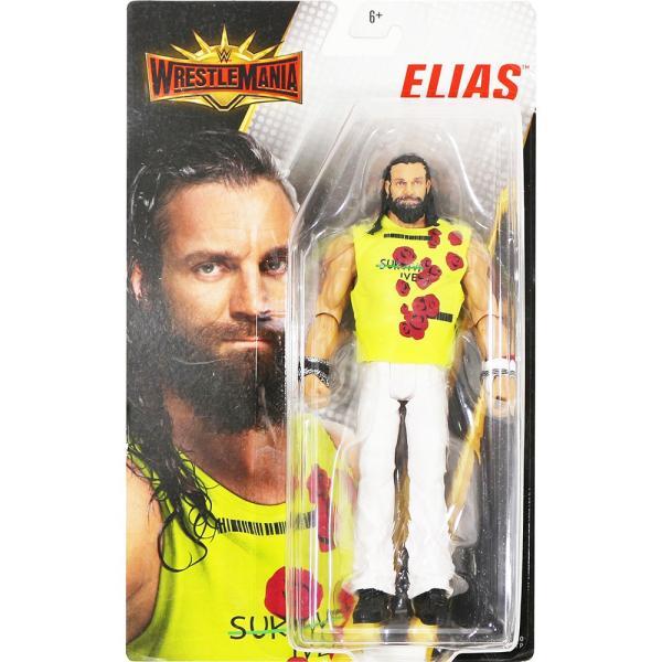 WWE Mattel WrestleMania 35 Elias(イライアス)|bdrop