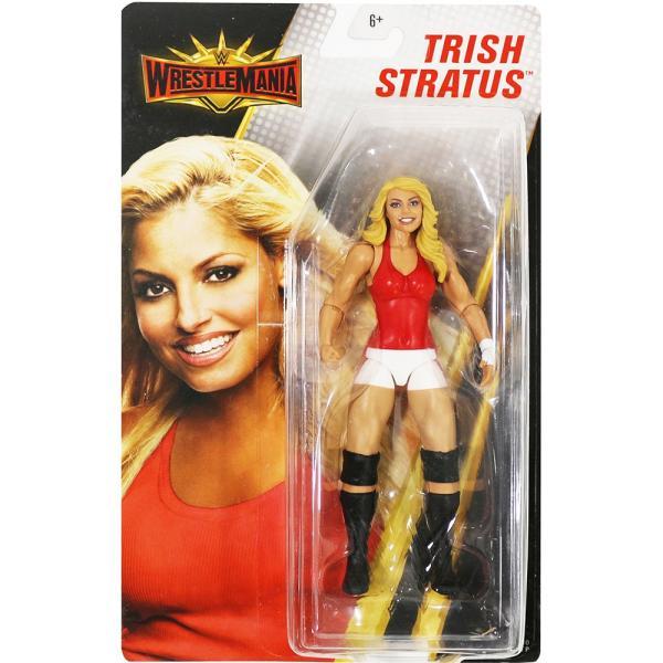 WWE Mattel WrestleMania 35 Trish Stratus(トリッシュ・ストラタス) bdrop