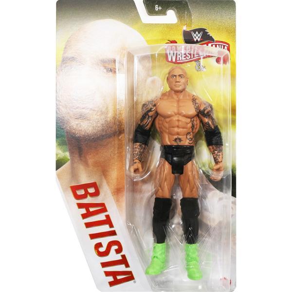 WWE WrestleMania 36 Batista(バティスタ)|bdrop