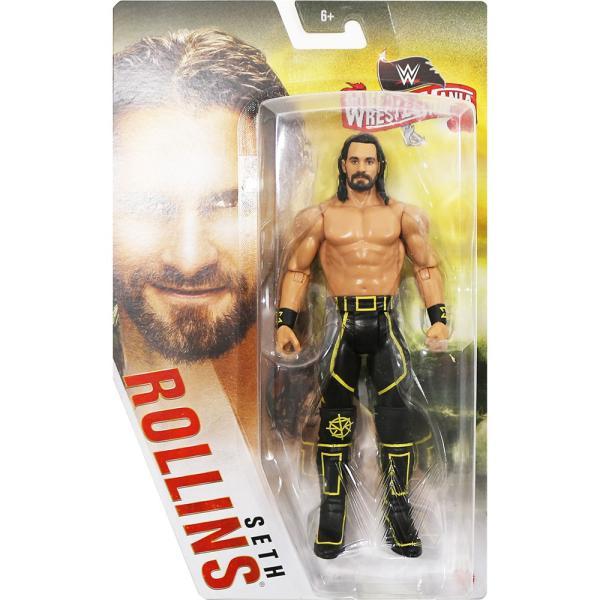 WWE WrestleMania 36 Seth Rollins(セス・ローリンズ)|bdrop