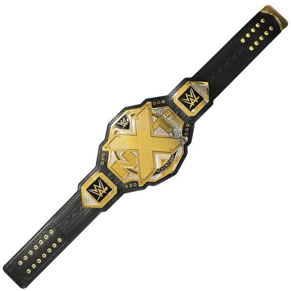 送料無料:WWE NXT レギュラーサイズ レプリカ チャンピオンベルト(2017)|bdrop