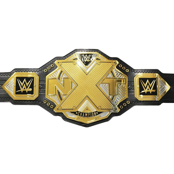 送料無料:WWE NXT レギュラーサイズ レプリカ チャンピオンベルト(2017)|bdrop|02