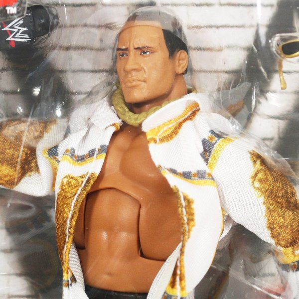 WWE Elite The Rock(ザ・ロック) WWE Best of Attitude Era Exclusive|bdrop|02