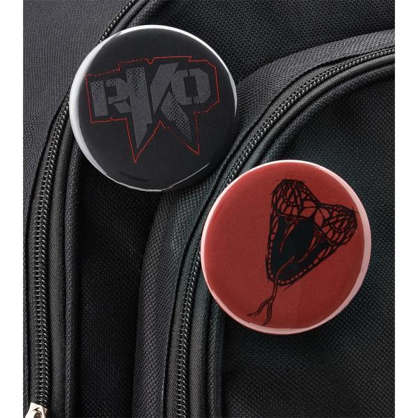 WWE Randy Orton(ランディ・オートン) Apex Predator ビッグサイズ缶バッジ4個セット|bdrop|04