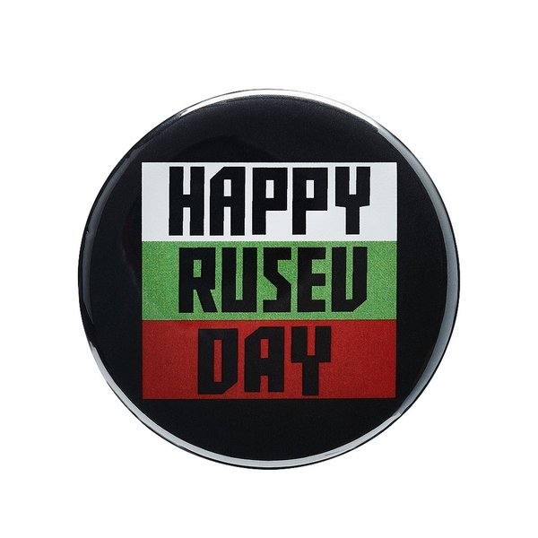 WWE Rusev(ルセフ) Happy Rusev Day ビッグサイズ缶バッジ4個セット|bdrop|02