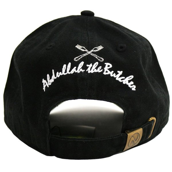 Haoming Abdullah The Butcher(アブドーラ・ザ・ブッチャー) ×HMG ブラック帽子 bdrop 04