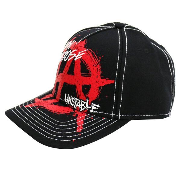 WWE Dean Ambrose(ディーン・アンブローズ) CURVED BILL ベースボールキャップ/帽子|bdrop|02