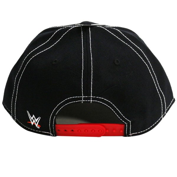 WWE Dean Ambrose(ディーン・アンブローズ) CURVED BILL ベースボールキャップ/帽子|bdrop|03