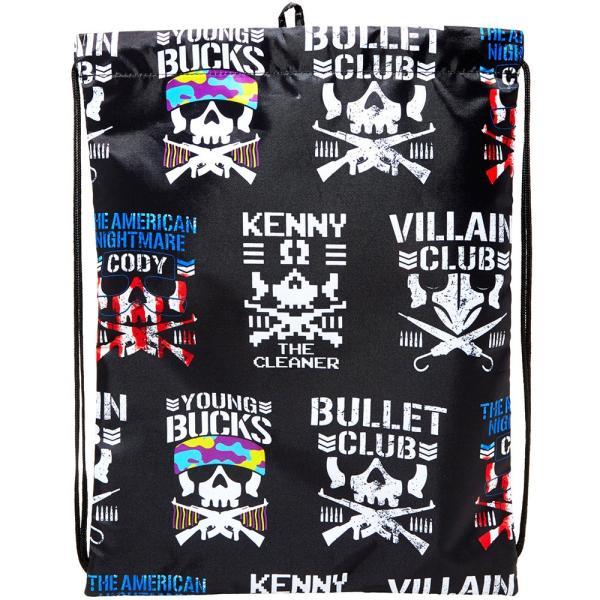 新日本プロレス/NJPW BULLET CLUB(バレット・クラブ) シンチバック|bdrop