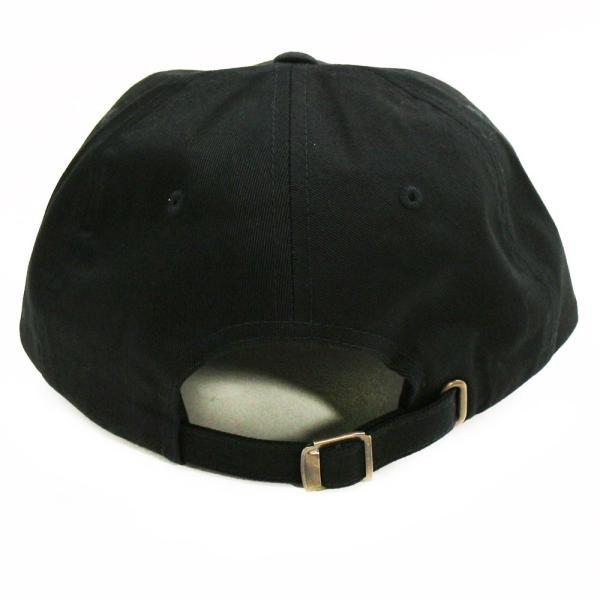 AEW Black Logo ダッドハット 帽子|bdrop|04