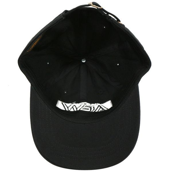 AEW Black Logo ダッドハット 帽子|bdrop|05