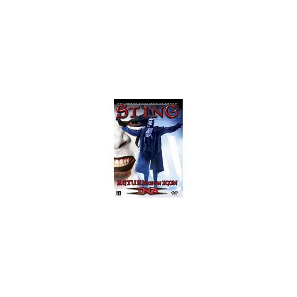 TNA Sting (スティング) Return of an Icon DVD|bdrop