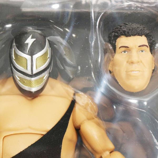 WWE Mattel Elite 60 Andre the Giant (アンドレ・ザ・ジャイアント:ジャイアント・マシーン)|bdrop|02
