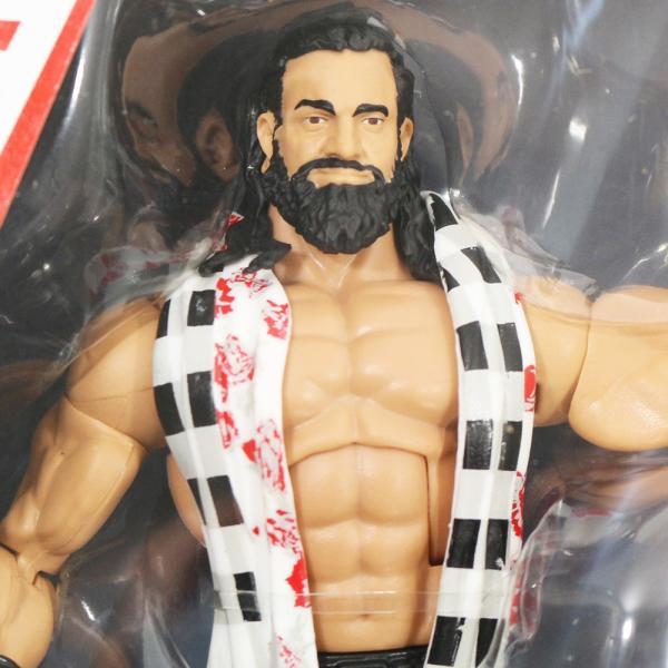 WWE Mattel Elite 60 Elias(イライアス)|bdrop|02