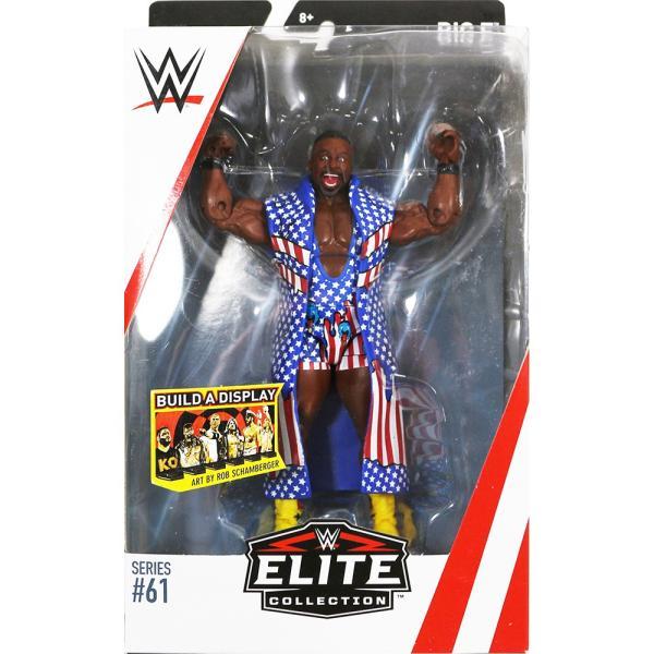 WWE Mattel Elite 61 Big E(ビッグE)|bdrop