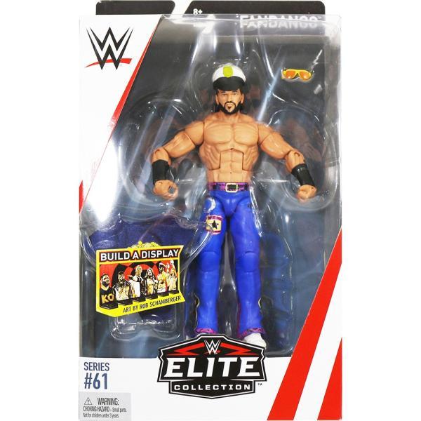 WWE Mattel Elite 61 Fandango(ファンダンゴ)|bdrop