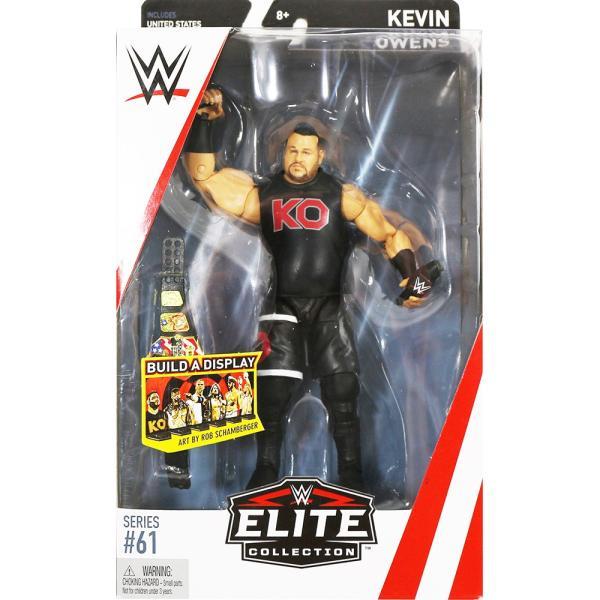 WWE Mattel Elite 61 Kevin Owens(ケビン・オーエンズ)|bdrop