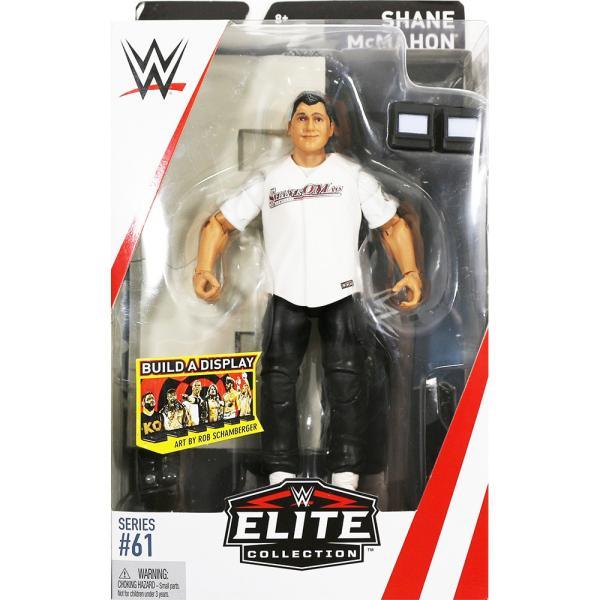 WWE Mattel Elite 61 Shane McMahon(シェイン・マクマホン)|bdrop