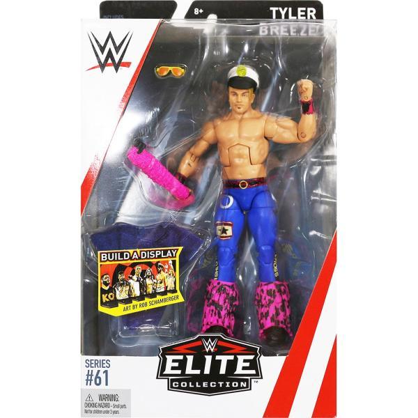 WWE Mattel Elite 61 Tyler Breeze(タイラー・ブリーズ)|bdrop