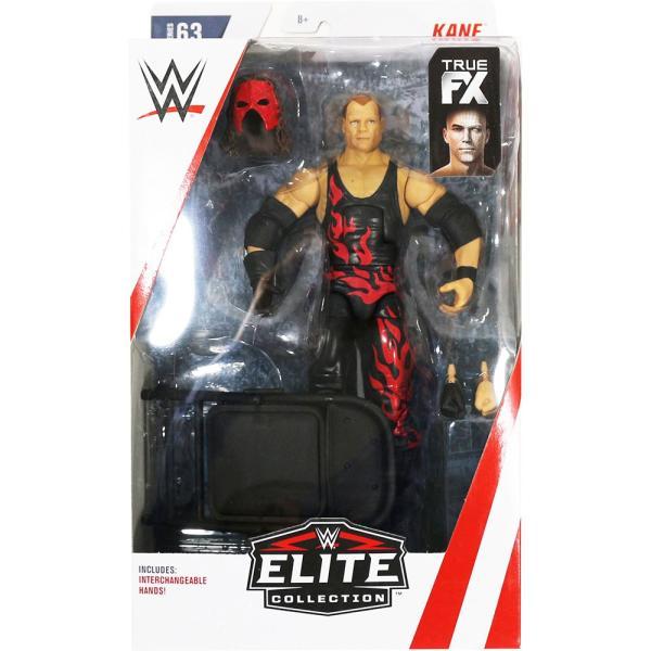 WWE Mattel Elite 63 Kane(ケイン)|bdrop