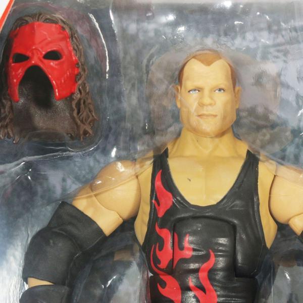 WWE Mattel Elite 63 Kane(ケイン)|bdrop|02