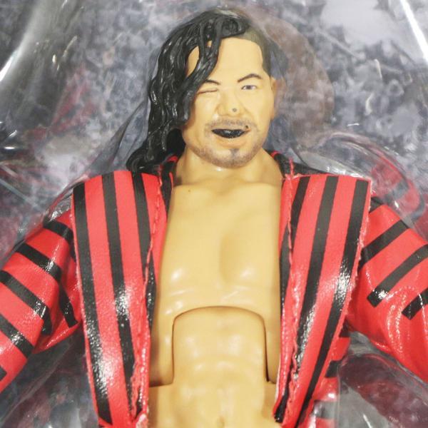 WWE Mattel Elite 63 Shinsuke Nakamura(中邑真輔)|bdrop|02