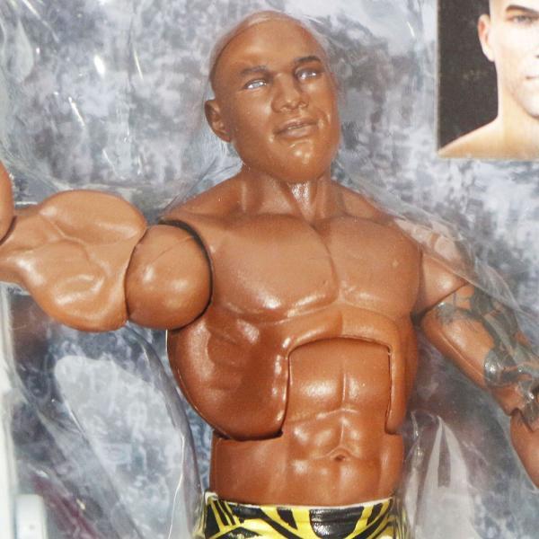 WWE Mattel Elite 63 Shelton Benjamin(シェルトン・ベンジャミン)|bdrop|02