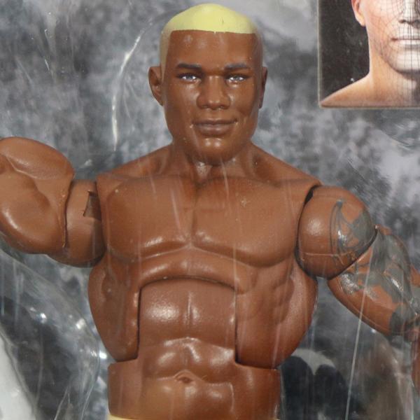 WWE Mattel Elite 63 Chase Variant Shelton Benjamin(シェルトン・ベンジャミン) Gold Standard|bdrop|02