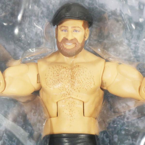 WWE Mattel Elite 63 Sami Zayn(サミ・ゼイン) bdrop 02