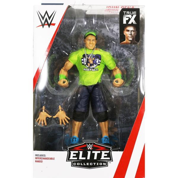 WWE Mattel Elite 64 John Cena(ジョン・シナ)|bdrop