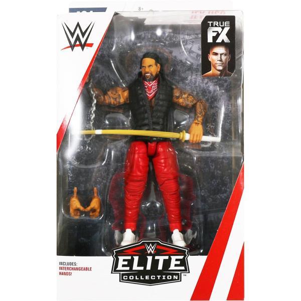 WWE Mattel Elite 64 Jey Uso(ジェイ・ウーソ)|bdrop