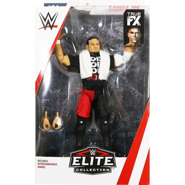 WWE Mattel Elite 64 Samoa Joe(サモア・ジョー)|bdrop