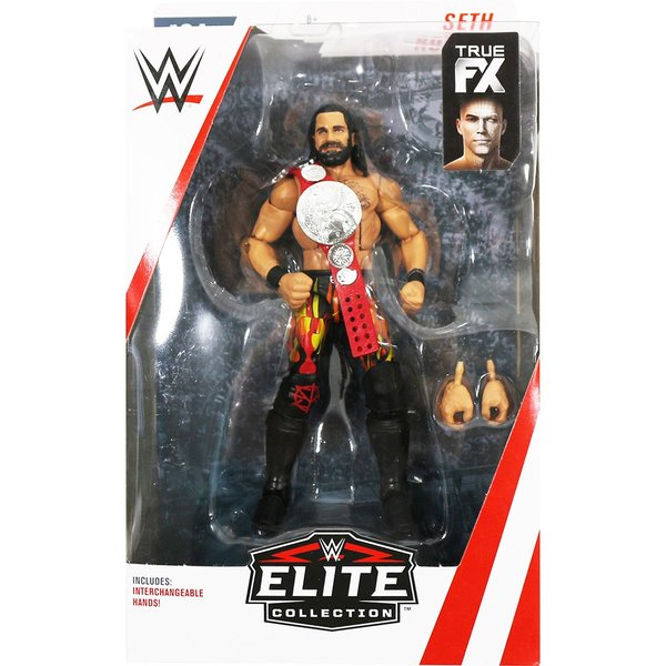 WWE Mattel Elite 64 Seth Rollins(セス・ローリンズ)|bdrop