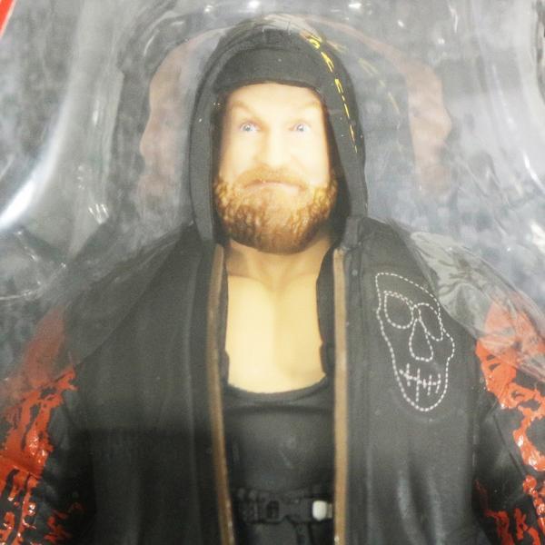 WWE Mattel Elite 66 Exclusive Alexander Wolfe(アレクサンダー・ウルフ) bdrop 02